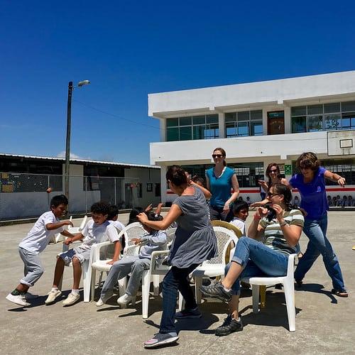Ecuador 2016 - Musica Chairs