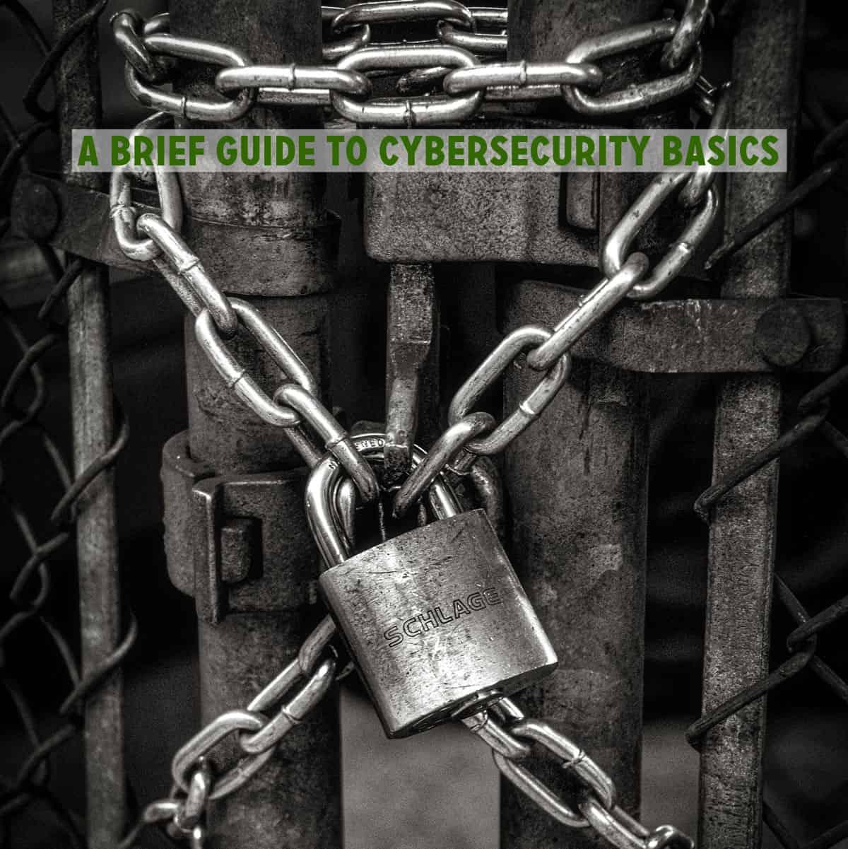Um breve guia dos princípios básicos de segurança cibernética